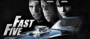 Top three of the Fast Five