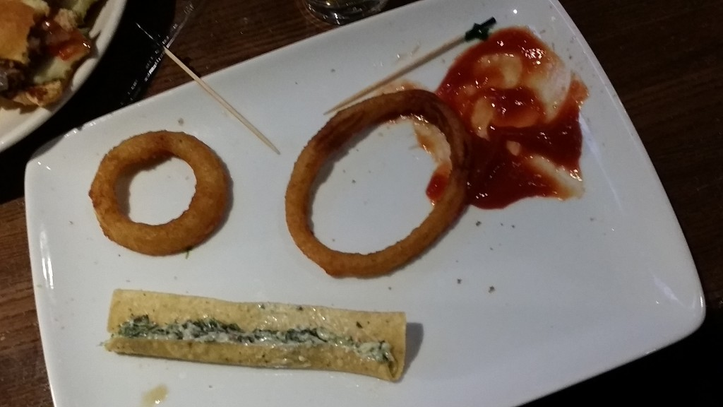 How I felt this week. And yes, I still play with my food.